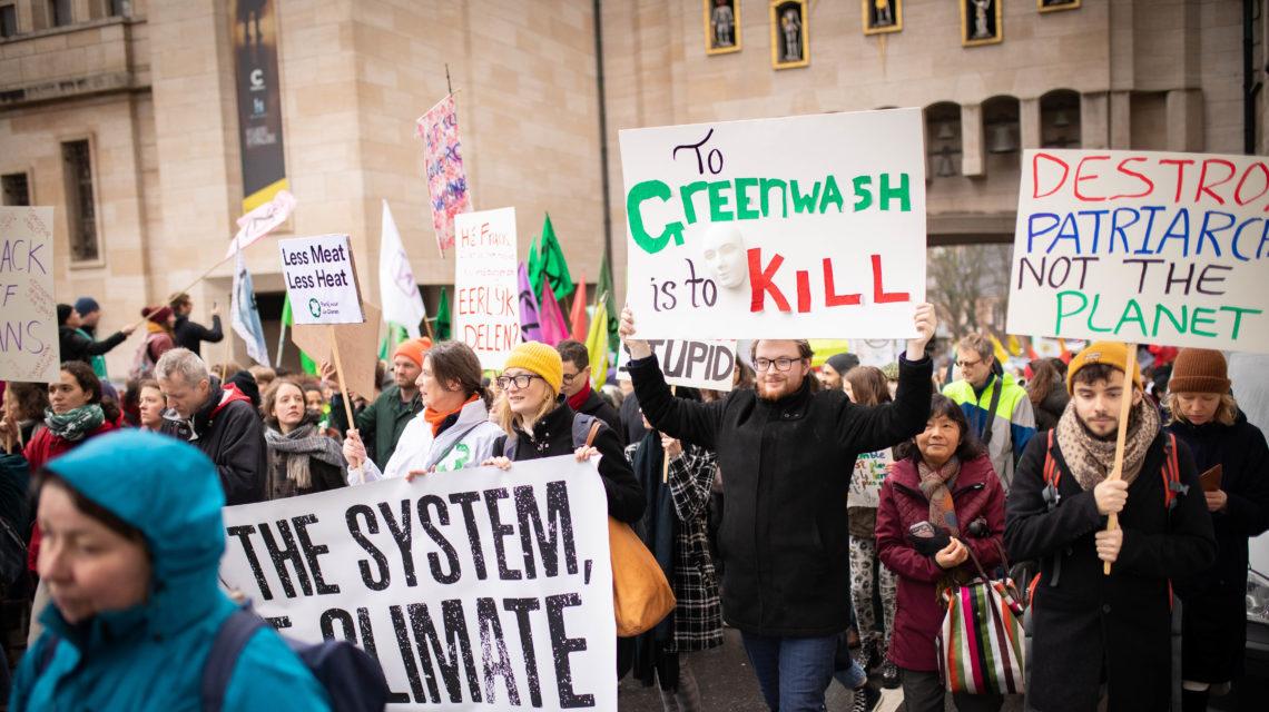 Klimademo Bruxelles 06/03/2020