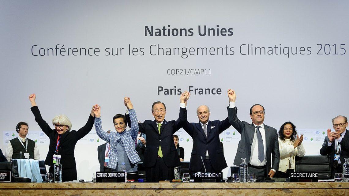 Det er fuldstændig uacceptabelt, at EU vil bryde med Paris-aftalen